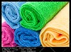 Color towels (__Viledevil__) Tags: hygiene bath bathroom blue clean cloth color colorful cotton downy dry green home isolated pink shower soft textile towel towels vibrant white yellow
