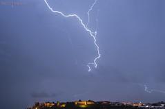 Trovoada (ExtremAtmosfera) Tags: trovoada relmpagos lightningstorm storm stormchasing thunderstorm