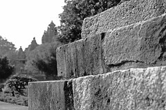Stairway to heaven 3 (xerx_pictive) Tags: stone carving temples proportion shapes