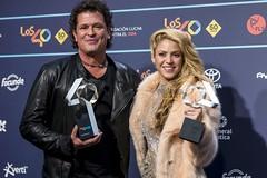 Los 40 Music Awards 2016 (MyiPop.net) Tags: los 40 music awards 2016 pablo lopez manuel carrasco leiva robbie williams j balvin man shakira carlos vives maluma jason derulo kings dani martin myipop photocall