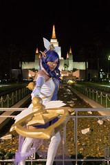 Fear the Wind (asiantango) Tags: california cosplaytype item leagueoflegend light lincolnhighlands night nightphotography oakland oaklandcaliforniatemple object out outdoor outdoors outside outsides time