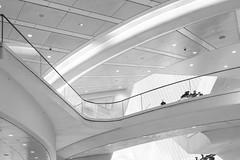Bridge to Somewhere (rjseg1) Tags: worldtradecenter calatrava walkway bridge transportation hub newyorkcity architecture