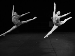 Art of Creation (Narratography by APJ) Tags: apa apj dancers narratography nj performance bw blackandwhite leap jump jete