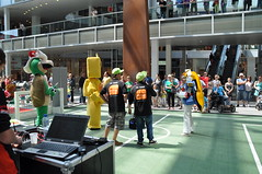 RoboCup Piazza demo (RoboCup2013) Tags: robot cool eindhoven event robotics robotica robocup roboters