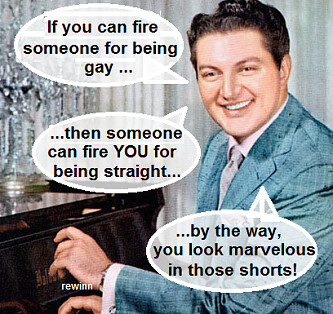Liberace Explains It All To You