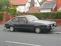 1983 Ford Capri 2.8 Injection Mk3 (micrak10) Tags: ford capri injection mk3 28i