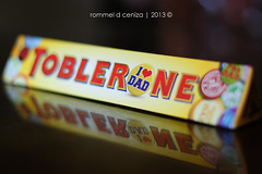 RDC_8848 (rdceniza) Tags: 50mm day shot chocolate product toblerone fathers 18g d700