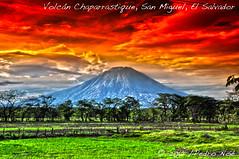 Volcan Chaparrastique (World Drifter) Tags: volcano elsalvador sanmiguel tobaccofilter cokinfilters chaparrastique volcnchaparrastique volcanesdecentroamrica