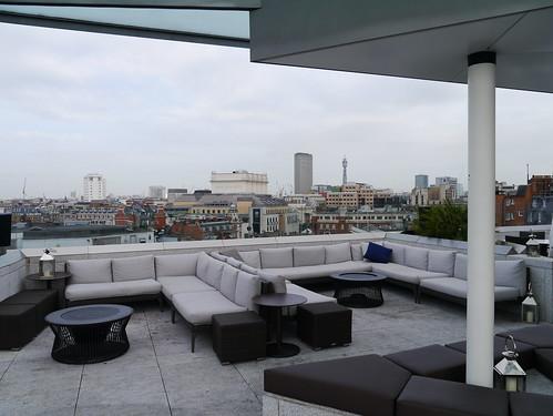 Radio Rooftop Bar, ME London