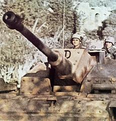"Deutsches Sturmgeschütz in Italien. German self-propelled artillery in Italy. • <a style=""font-size:0.8em;"" href=""http://www.flickr.com/photos/81723459@N04/9186915518/"" target=""_blank"">View on Flickr</a>"