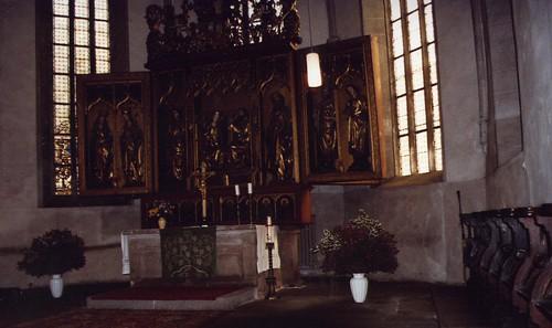 Altar Andreaskirche