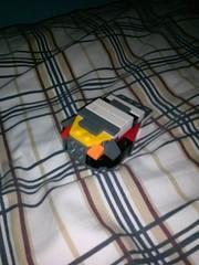 Idea WNLImP (work no longer in my process) (BGen Iroh Legoman) Tags: tank lego turret legotank
