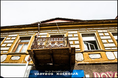 20130805-21 (sulamith.sallmann) Tags: old house building europa defekt alt balkon haus damaged bauwerk gebude lithuania balkony ltu kaunas balkone kaputt zerstrt lietuva litauen sulamithsallmann betagt