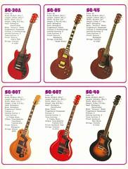 1974 Yamaha SG-30 (Freebird_71) Tags: japan vintage japanese guitar yamaha electricguitar yamahasg