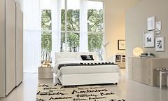 GOLF linea notte matrimoniali (Armando Ferriani - Architetto - Furniture Designer) Tags: golf design bedroom furniture beds letti colombini phleon matrimoniali