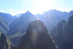 Machu Picchu Morning Light