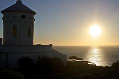Sol de San Antonio (Guilleflash) Tags: sol sanantonio río contraluz uruguay atardecer mar agua cerro reflejo silueta ocaso cima maldonado ríodelaplata cumbre pririápolis