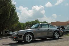 Porsche 911 (tautaudu02) Tags: auto cars automobile expo 911 retro porsche moto coches voitures gaujac 2013