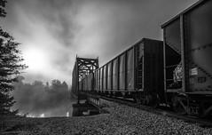Morning train. (Neurad1) Tags: train alabama cordova 918 omdem5