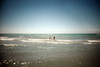 , (Benedetta Falugi) Tags: blue sea summer film analog women 22mm benedettafalugi wwwbenedettafalugicom