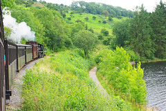 RD8104.  Brecon Mountain Railway. (Ron Fisher) Tags: southwales wales breconbeacons narrowgauge bmr breconmountainrailway schmalspurbahn 2gauge