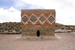 Sajama26 (Marisela Murcia) Tags: bolivia sajama chulpas nationalparksajamaaltiplanobolivianoculturaprehispánicacarangas chullpaspolicromas