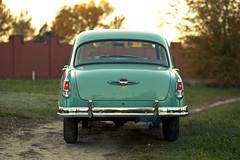 1958 -21 | GAZ-21 Volga 1st series (W.Grabar) Tags: gaz soviet oldtimer 50s rostovondon m21  gaz21  gaz21volga 21  wasilegrabar donretro