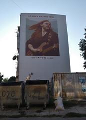 Lemmy & the cool cat (Carine&Tom) Tags: sea mer rock metal trash cat coast garbage mural chat europe murals eu bulgaria rocknroll blacksea bins europeanunion alicecooper bulgarie lemmy poubelles kavarna lemmykilmister   mernoire   chrnomori