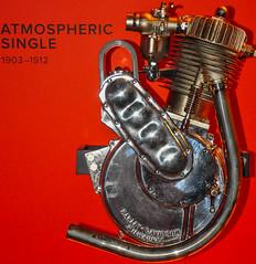 Powerhouse (clicheshots) Tags: usa chicago bike museum nikon unitedstates engine harley motorbike harleydavidson motor davidson d90 bikeengine nikond90 atmosphericsingle