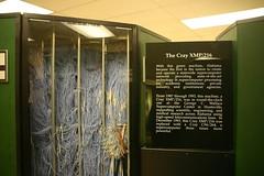 Cray XMP (derekgottlieb) Tags: cray hpc xmp uploaded:by=flickrmobile flickriosapp:filter=nofilter