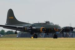 B-17G, Sally B (SteveSmith83) Tags: b17 waddington sallyb