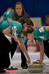 Team Homan (seasonofchampions) Tags: rings olympic olympics roar trials curling winnipegmbtimhortonsroaroftherings2013secondalisonkr skiprachelhomanccamichaelburnsphoto thirdemmamiskiw