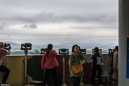 Dora Oservatory, DMZ, South Korea