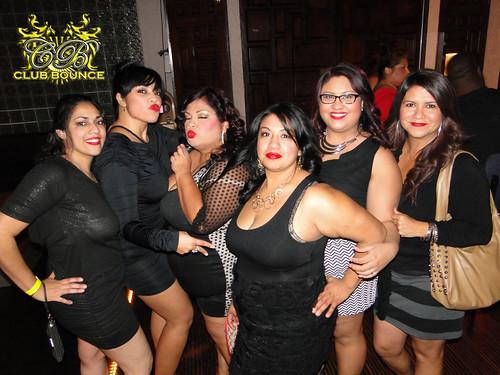 club Bbw night