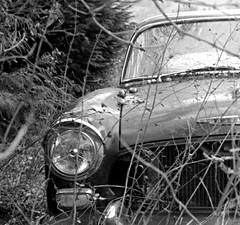 Humber Super Snipe - Voigtlander Bessa R & Jupiter 8 (stowupland) Tags: shropshire castlehill humber longmynd supersnipe allstretton flickrandroidapp:filter=none