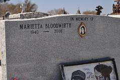 Bloodwirth stone