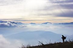 UP! (MichaelDiMinco) Tags: sky panorama mountain nature up canon landscape colours altitude natura valley montagna paesaggio abruzzo vallata altaquota parconazionaledabruzzo bellabruzzo sultettodelmondo paesaggidabruzzo meravigliedabruzzo