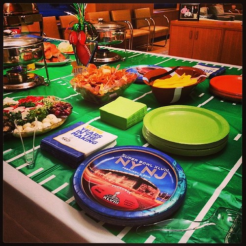 #SuperBowl #tailgate #PartyNYC