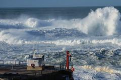 Megaciclognesis explosiva Nadja (Carlos.Bello.Vazquez) Tags: espaa mar agua corua nieve galicia frio temporal oceano tiempo tempestad borrasca ciclogenesis