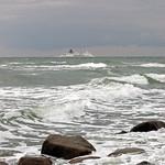 Ostseestrand unterhalb der Kreidefelsen bei Stubbenkammer auf Rügen (09) thumbnail