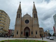 (IgorCamacho) Tags: city cidade brazil urban church paraná arquitetura brasil architecture catholic view catedral southern curitiba igreja vista urbano sul dios católica existe buenosdías catay lunadia