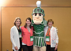 Photo representing Alumni Reunion Days History of Sparty Presentation