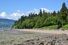 Third Beach, Stanley Park (eaglelam89) Tags: park travel canada vancouver columbia stanley british