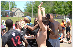 Gus Macker 2014 - Cambridge Ohio - Basketball (rbatina) Tags: cambridge ohio playing game men basketball kids ball court athletic play young guys player tournament oh gus athlete dudes 2014 macker gusmacker rubbertoe