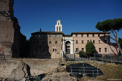 """Basilica dei Santi Cosma e Damiano • <a style=""""font-size:0.8em;"""" href=""""http://www.flickr.com/photos/89679026@N00/14546196783/"""" target=""""_blank"""">View on Flickr</a>"""