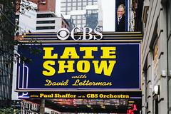 the late show (khmltnphoto) Tags: nyc newyorkcity newyork lateshow cbs davidletterman lateshowwithdavidletterman