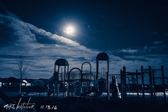 Supermoon (Mike Batzler) Tags: fineart explore nikon nikon7100 batzler moments pictures snapshot style photographer milwaukee mikebatzler supermoon moon night park lowlight