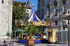 Carrousel Victor Hugo (Diegojack) Tags: france besanon histoire monuments carrousel victorhugo