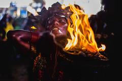 Kalee (Sudharsan Ravikumar) Tags: 500px kulasai kulasekarapattinam mutharamman dasara temple goddess kali fire red makeover low light outdoor men people travel tradition culture festival glow hands pot night thiruchendur tamilnadu india dussehra cwc chennai weekend clickers cwc555 black background