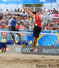 Swatch FIVB Toronto Finals (Danny VB) Tags: ef70200mm sport fivb volleyball bensaxton tribourne bourne saxtion swatch toronto finals canon 6d